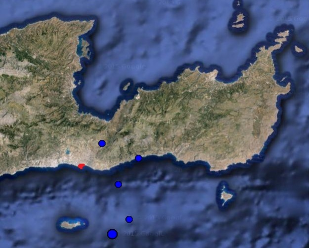 jordbävningar 6 febr